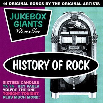 JukeBox Giants, Volume 2