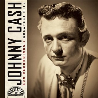 Johnny Cash Sun Recordings Greatest Hits Cd 2012