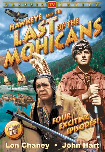 Hawkeye And The Last of The Mohicans, Volume 1 -