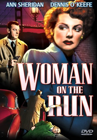 "Woman On The Run - 11"" x 17"" Poster"