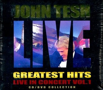 Greatest Hits Live In Concert, Volume 1