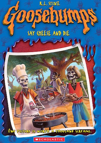 Goosebumps - Say Cheese and Die