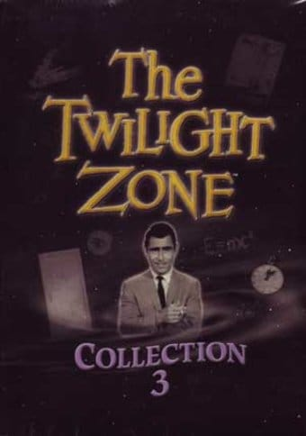 The Twilight Zone - Collection 3 (9-DVD)