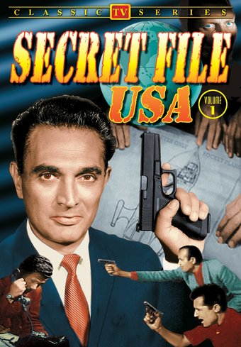 Secret File USA