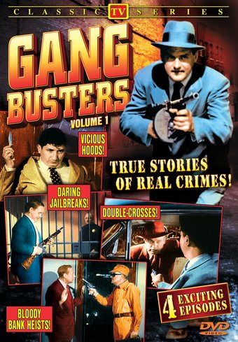 Gang Busters - Volume 1