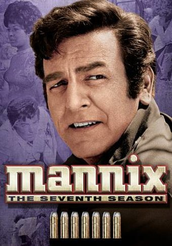 Mannix - Season 7 (6-DVD)