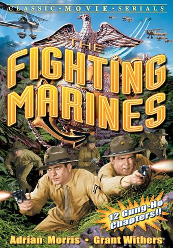 "The Fighting Marines - 11"" x 17"" Poster"