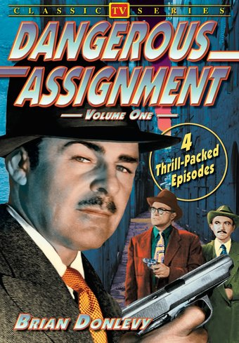"Dangerous Assignment - 11"" x 17"" Poster"