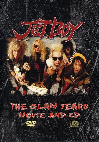 Jetboy - The Glam Years (DVD + CD)