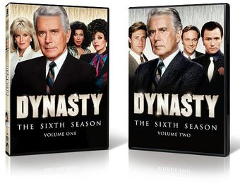 Dynasty - Season 6 (8-DVD)