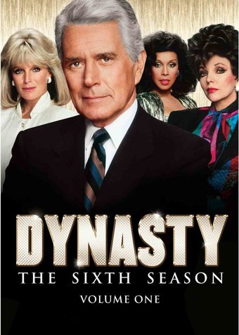 Dynasty - Season 6 - Volume 1 (4-DVD)