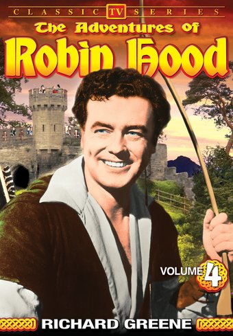 "Adventures of Robin Hood, Volume 4 - 11"" x 17"""