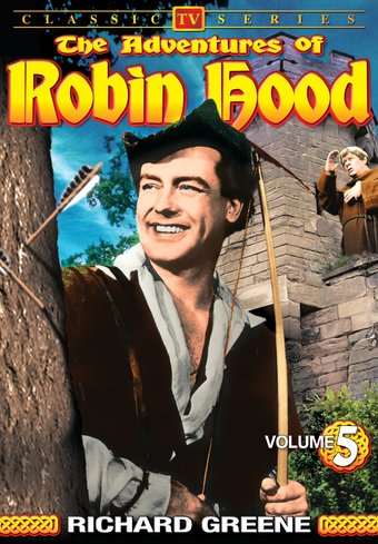 "Adventures of Robin Hood, Volume 5 - 11"" x 17"""