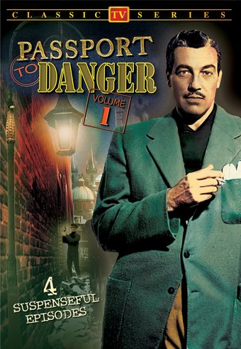 "Passport To Danger, Volume 1 - 11"" x 17"" Poster"