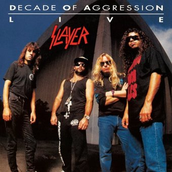 Live: Decade Of Aggression (2-LPs - 180GV)
