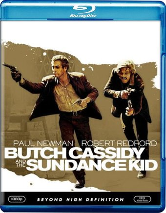 Butch Cassidy and the Sundance Kid (Blu-ray)