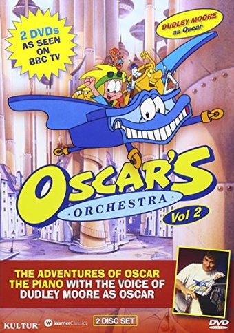 Oscars Orchestra, Volume 2 - Intro To Classical