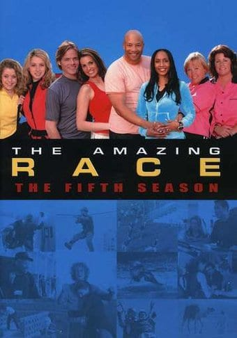 Amazing Race - Season 5 (3-Disc)