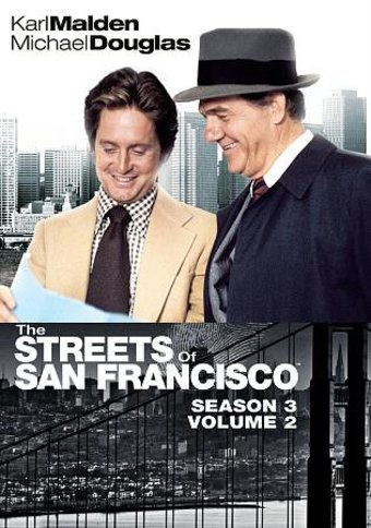 Streets of San Francisco - Season 3 - Volume 2
