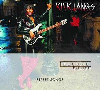 Street Songs [Deluxe Edition] (2-CD)