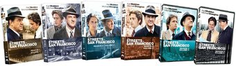 Streets of San Francisco - Seasons 1-3 (17-DVD)