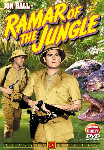 Ramar of The Jungle - Volume 8
