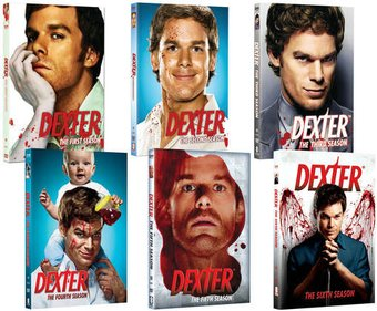 Dexter - Season 1-6 (24-DVD)
