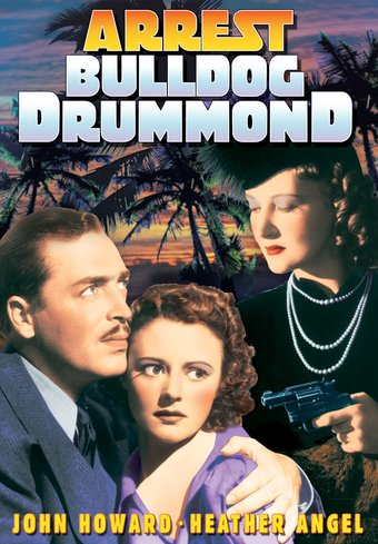 "Arrest Bulldog Drummond - 11"" x 17"" Poster"
