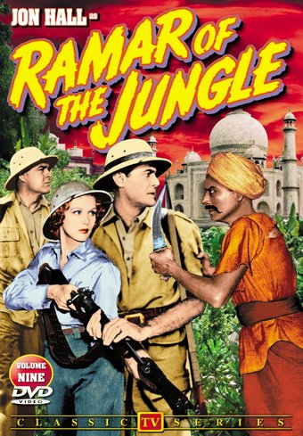Ramar of The Jungle - Volume 9
