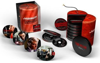 Mission: Impossible - Complete Series (56-DVD)