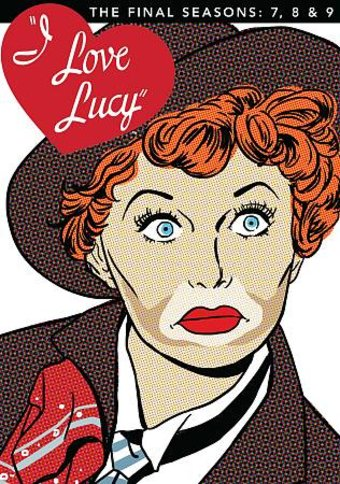 I Love Lucy - Complete 7th, 8th and 9th Seasons