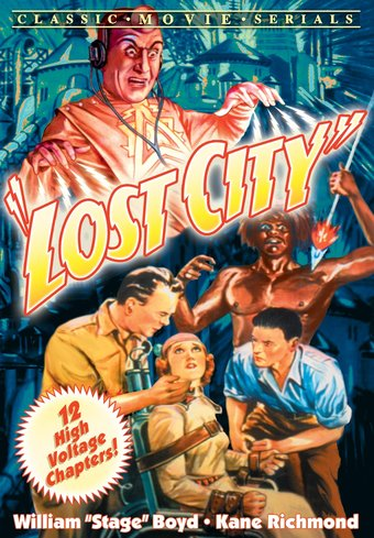 "Lost City - 11"" x 17"" Poster"
