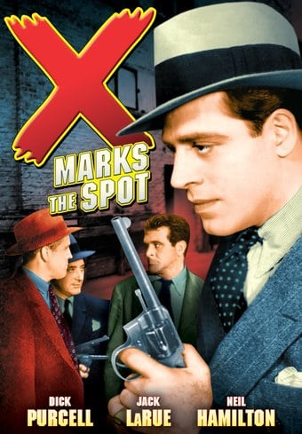 X Marks The Spot (1942)