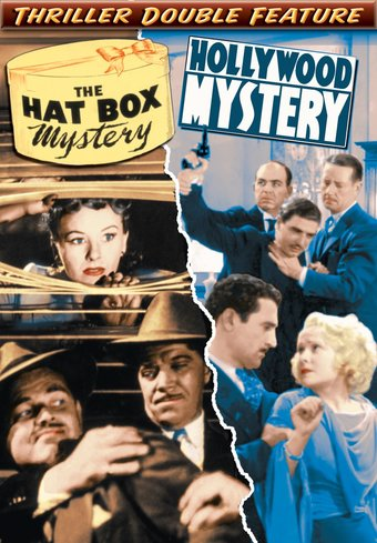 "Hat Box Mystery / Hollywood Mystery - 11"" x 17"""