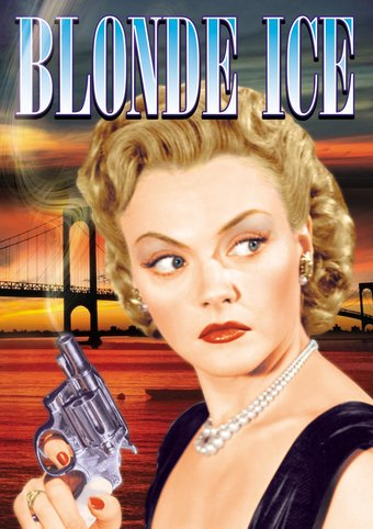 "Blonde Ice - 11"" x 17"" Poster"