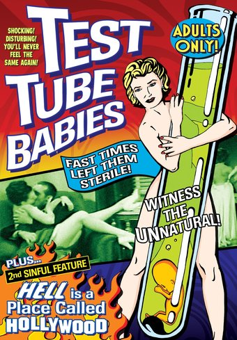 "Test Tube Babies - 11"" x 17"" Poster"