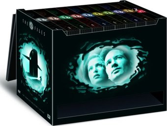 The X-Files - Ultimate Collection (61-DVD)