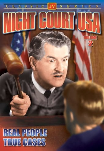 Night Court USA - Volume 2