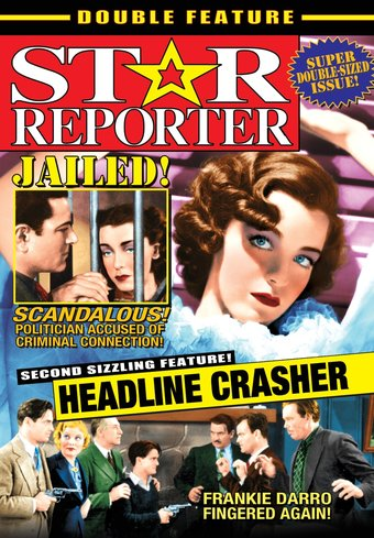 "Star Reporter / Headline Crasher - 11"" x 17"""