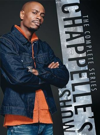 Chappelle's Show - Complete Series (6-DVD)