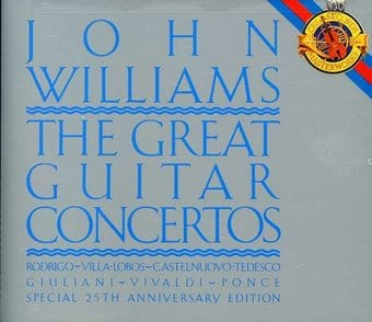 Great Guitar Concertos (2-CD)