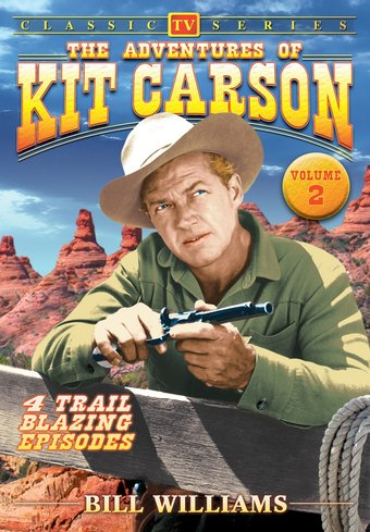 "Adventures of Kit Carson, Volume 2 - 11"" x 17"""