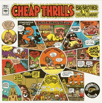 Cheap Thrills (Mono) (180GV)