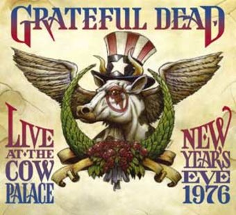 Live At The Cow Palace: New Year's Eve 1976 (3-CD)
