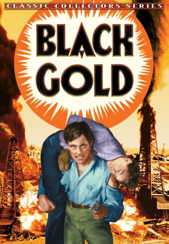 "Black Gold - 11"" x 17"" Poster"