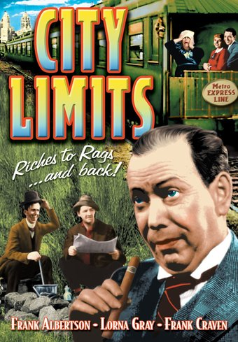 "City Limits - 11"" x 17"" Poster"