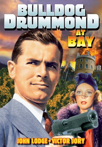 "Bulldog Drummond At Bay - 11"" x 17"" Poster"