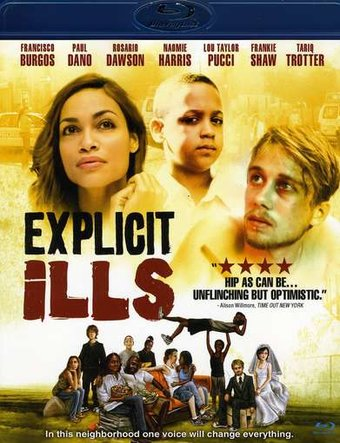 Explicit Ills (Blu-ray)