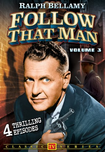 Follow That Man (aka Man Against Crime), Volume 3