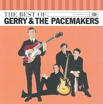 The Best Of Gerry & The Pacemakers (2-CD)
